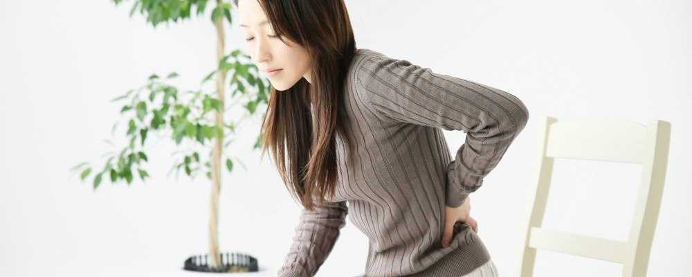 内臓の疾患等による腰痛