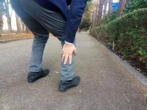 脊柱管狭窄症 足の痛み