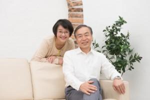 脊柱管狭窄症老夫婦